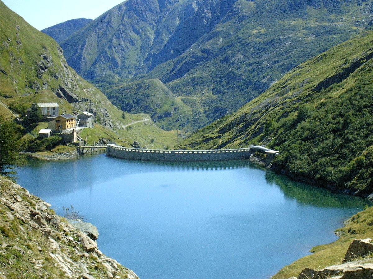 lago di malciaussia wikipedia