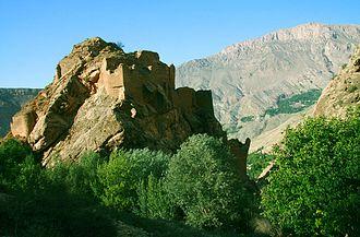Amol County - Malek Bahman Castle