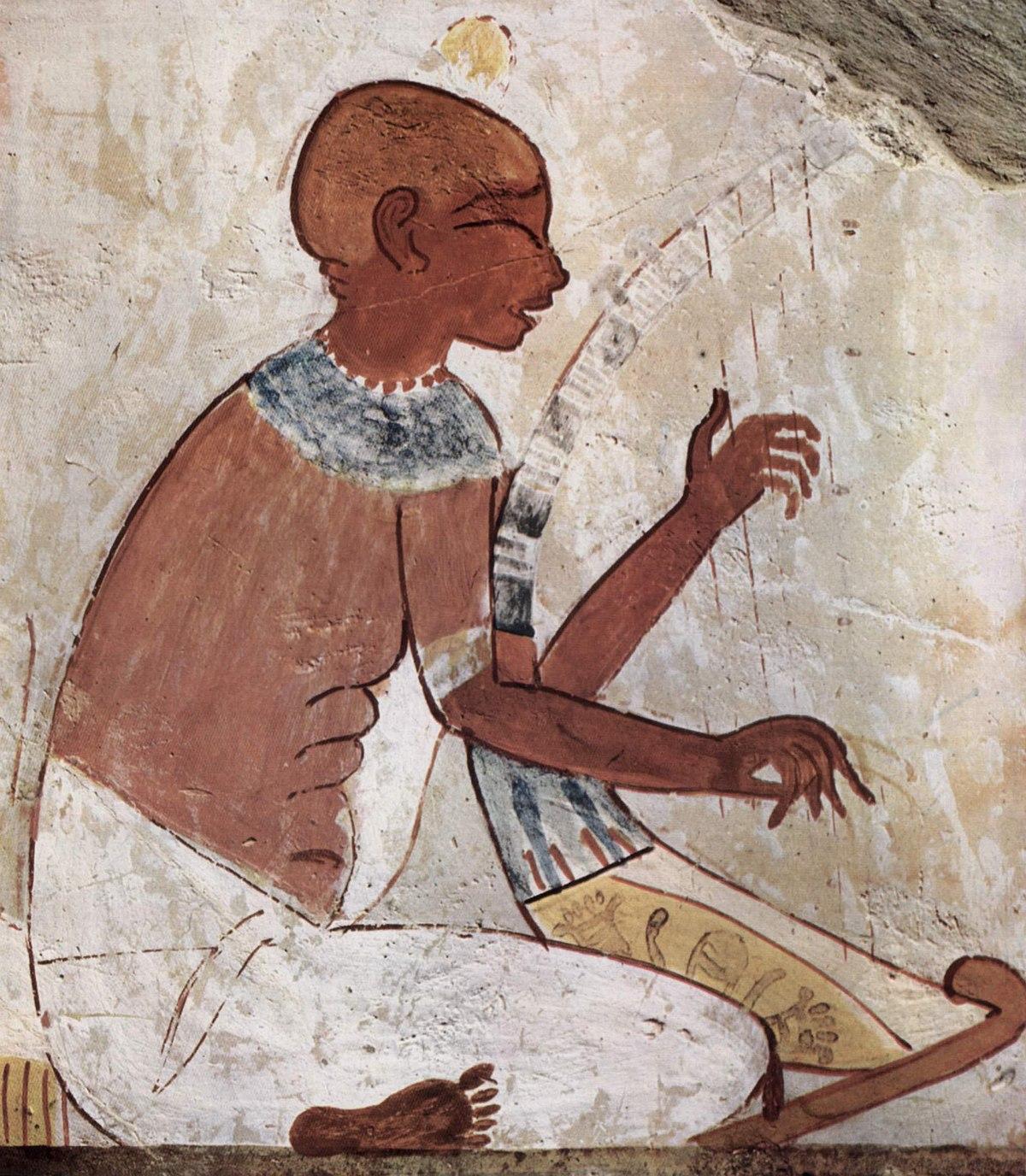 Música En El Antiguo Egipto Wikipedia La Enciclopedia Libre