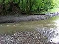 Malom-völgyi patak-Zöld jelzés hídjának hűlt helye - panoramio.jpg