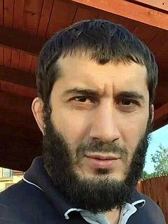 Mamed Khalidov Russian mixed martial arts fighter