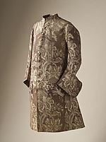 Man's coat silk lampas 1745-50.jpg
