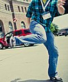 Man playing with hacky sack (cropped).jpg