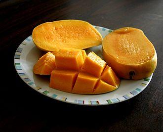 Gir Kesar - 'Kesar' variety of mango