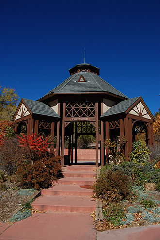 Manitou Mineral Springs - 7 Minute Spring, October 21, 2012