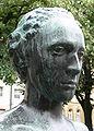 Mannheim Kunsthalle Skulpturengarten Richard Scheibe Die Morgenröte Kopf.jpg