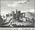 Mannorbeer Castle, in Pembroke Sh.jpeg
