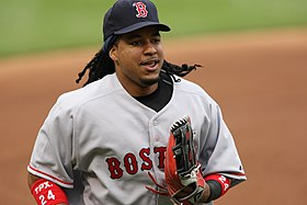 Image illustrative de l'article Saison 2008 des Red Sox de Boston