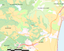 Map commune FR insee code 06018.png