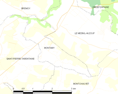 Map commune FR insee code 14440.png