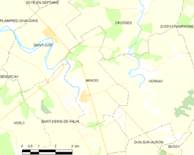 Map commune FR insee code 18006.png