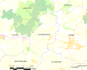 Map commune FR insee code 22255.png