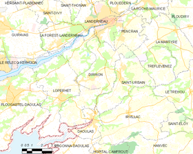 Map commune FR insee code 29045.png