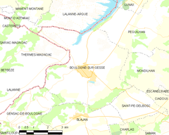 Map commune FR insee code 31080.png
