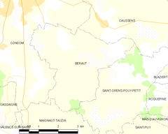 Map commune FR insee code 32044.png