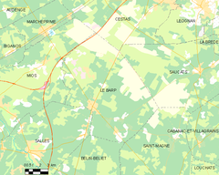 Map commune FR insee code 33029.png