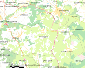 Map commune FR insee code 33151.png