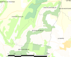 Map commune FR insee code 39057.png
