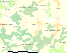 Map commune FR insee code 40068.png