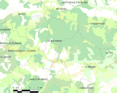 Map commune FR insee code 48027.png