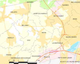 Map commune FR insee code 59302.png
