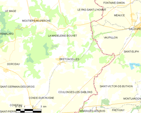 Map commune FR insee code 61061.png