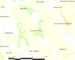 Map commune FR insee code 64262.png