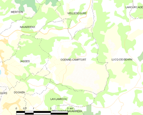 Map commune FR insee code 64420.png