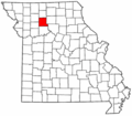 Map of Missouri highlighting Livingston County.png