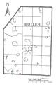 Map of Valencia, Butler County, Pennsylvania Highlighted.png
