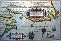 Mapa - Mapa de Galicia por Lucas Jansz Waghenaer - Caerte vande zee Custen van Galissien, van Ortugal tot voer biki C. de Finisterre - 1586.jpg