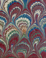 Marbled endpaper from Die Nachfolge Christi ed. Ludwig Donin (Vienna ca. 1875) 1000ppi (cropped).png