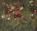 Maria Oakey Dewing - A bed of poppies (1909).jpg