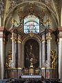 Maria Taferl Basilika Querschiff-Altar Ost 01.jpg