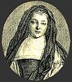 Marie-Louise de Montmorency-Laval, last abbes of Montmartre Abbey.jpg