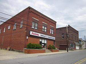 Marienville, Pennsylvania - Marienville, Pennsylvania