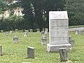 Marietta Confederate Cemetery - Tennessee Regiment Marker.jpg
