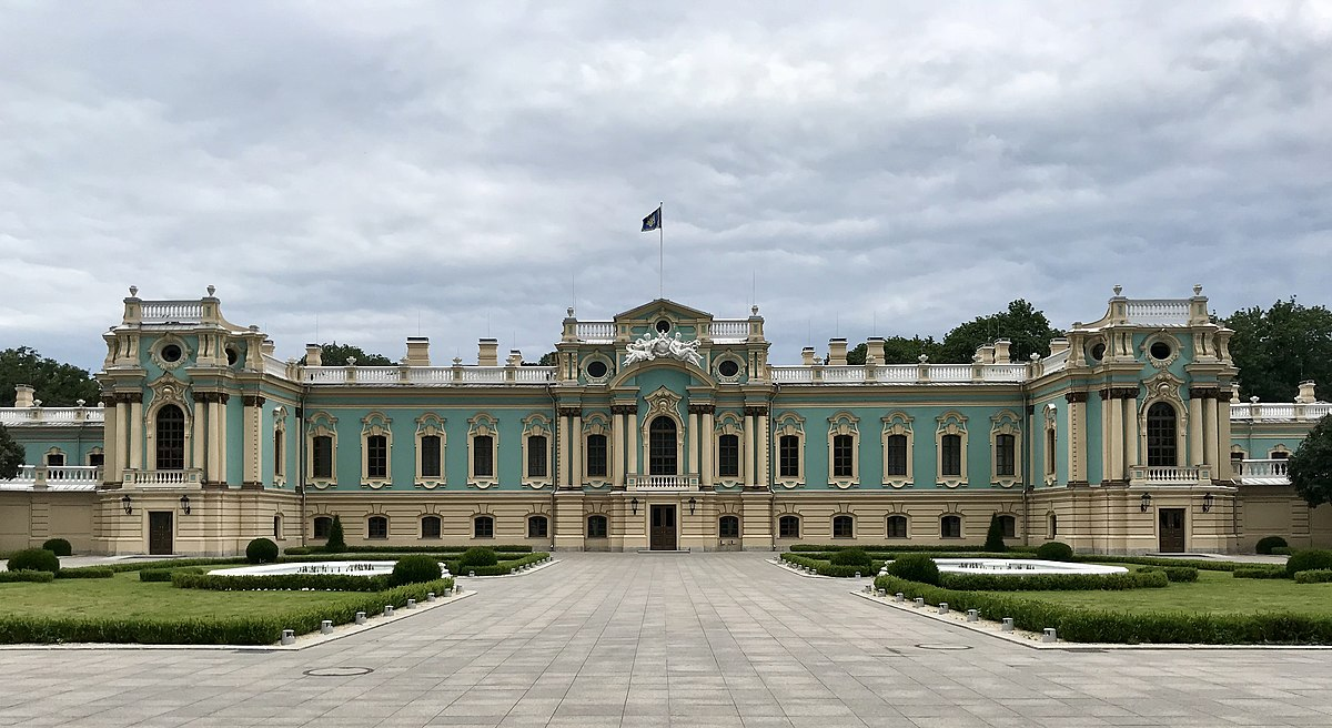 Mariinsky Palace in Kiev: history, photos, work schedule, address 21