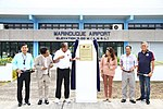 Marinduque Airport rehabilitation inauguration.jpg