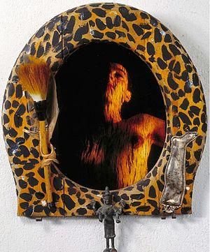 Marita Liulia - Self-Portrait 1988-1990 by Marita Liulia.