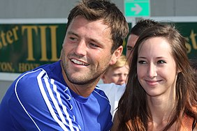 Mark Wright (TV personality) English television personality