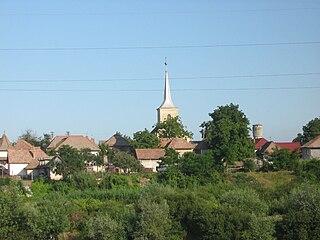Cristești, Mureș Commune in Mureș, Romania