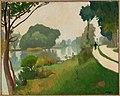 Marquet - La Marne à La Varenne Saint-Hilaure - 1915 - AMVP 1679.jpg