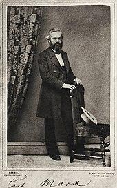 Karl Marx (Quelle: Wikimedia)