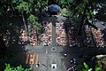 Mass on the plaza of The Grotto (Portland, Oregon) 01.jpg
