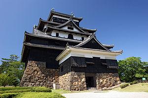 Shimane University - Matsue castle