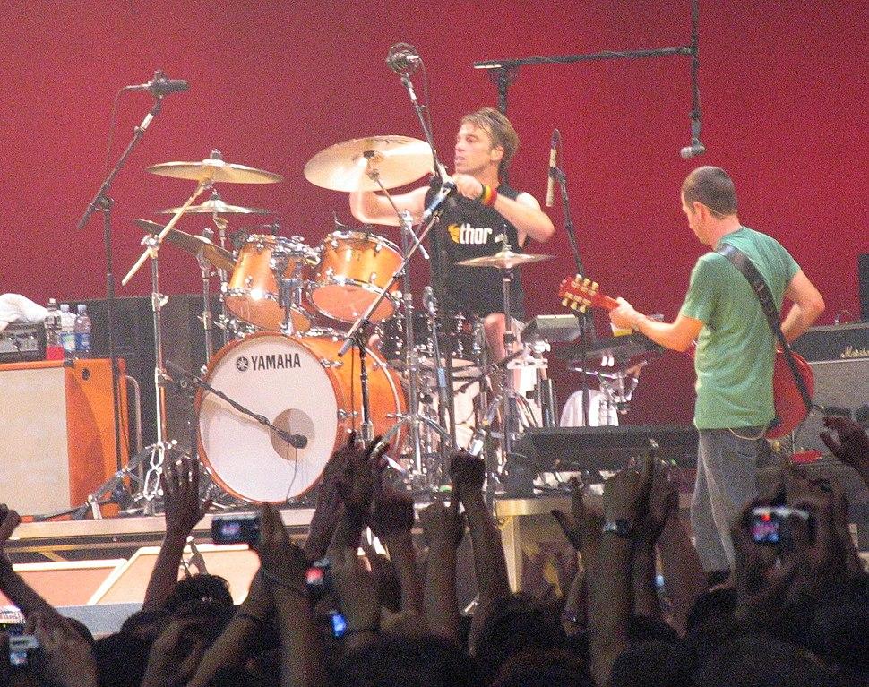Matt Cameron Pearl Jam