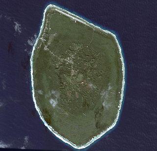 Mauke island of the Cook Islands