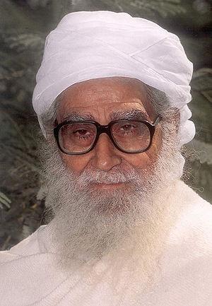 Wahiduddin Khan - Image: Maulanawahiduddin