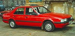 1984 Mazda 626